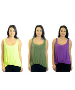 Elizabeth and James Sleeveless SOFT Jersey Kim ... - $35.00