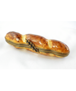 Limoges Box - French Baguette Bread Loaf with W... - $90.00