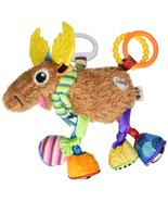 Lamaze Play & Grow Mortimer the Moose Plush Bab... - $9.90