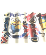 Minions The Movie Peel and Stick Giant Wall Dec... - $27.66