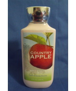 Bath and Body Works New Country Apple Body Loti... - $10.00