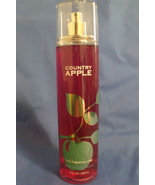 Bath and Body Works New Country Apple Fine Frag... - $12.00