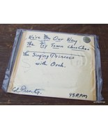 We're on our way The toy town cho cho 45 RPM Re... - $20.00
