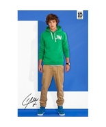 One Direction Liam Poster 1D Printed Signature ... - $12.00