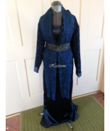 Costume Edwardian Victorian Titanic Dowton styl... - $148.00