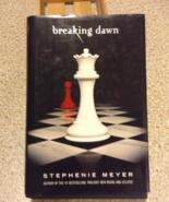 Breaking Dawn Twilight #4 by Stephenie Meyer Ha... - $10.00