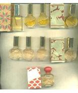 Avon Perfume Lot - $24.96