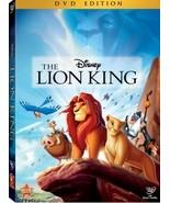 Disney The Lion King, Single Disc DVD, Diamond ... - $38.00