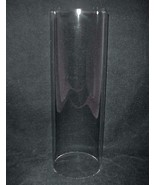 Cylinder Tube Light Lamp 5 in X 12 in Shade Gla... - $76.95