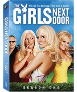The Girls Next Door: Season 1 DVD 3 Disc Set - $9.99