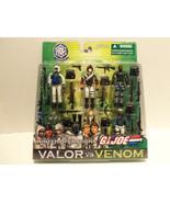 GI Joe Valor vs Venom Cobra 2003 Winter Operati... - $68.55