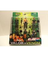 GI Joe Valor vs Venom Cobra 2003 Night Force Fl... - $68.55