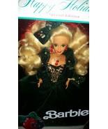 Happy Holidays Barbie 1991 , Blonde Barbie , Vi... - $125.00