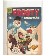 Dell Four Color - Frosty the Snowman (1957) - $4.95