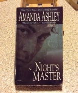 Amanda Ashley Night's Master - $5.00