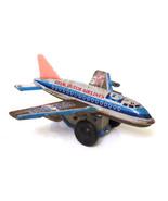 Vintage Ichimura KLM Dutch Airlines Wind Up Toy... - $19.40