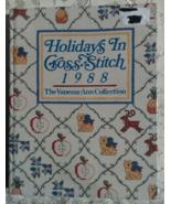 Holidays In Cross Stitch, Vanessa-Ann Collectio... - $5.00