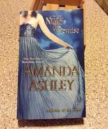 Amanda Ashley Night's Promise - $5.00