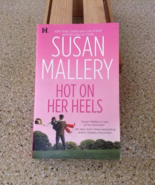 Hot on Her Heels (Lone Star Sisters, #4) by Sus... - $5.00