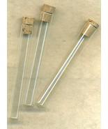 Glass Vial 3 Inch Quantity 11 - $13.59