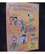 1976 Charles Schulz Good Sport Charlie Brown Pe... - $7.98