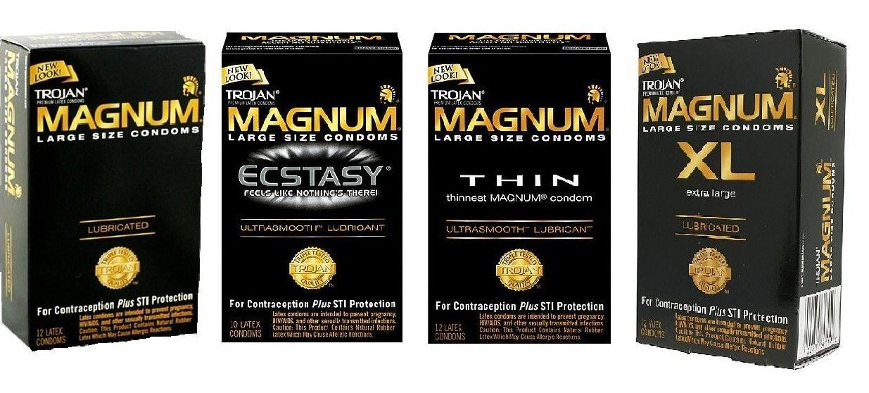 Difference Between Magnum and Regular Condoms