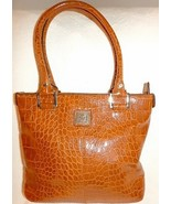 Mint Anne Klein Faux Alligator Handbag in Class... - $32.95