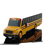 Thomas Built C2 School bus modeld - $55.90