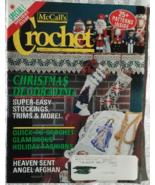 McCall's Crochet, December 1994, Volume 8, Numb... - $5.00