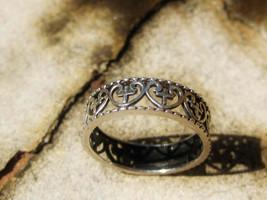 Haunted ring LADY OF THE LAKE unbridled POWER O... - $51.00