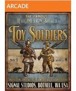 Toy Soldiers xbox 360/ONE game Full download ca... - $5.88