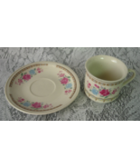 Vintage Demitasse Cup and Saucer - MADE IN CHIN... - $6.00