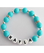 Baby Bracelet Baby Girl Gift Personalized Baby ... - $10.78