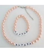 Daughter Gifts Flower Girl Jewelry Personalized... - $18.58