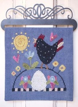 Wake Up Over The Hill Part 7 cross stitch chart... - $12.50