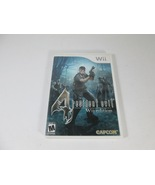 Resident Evil 4 Wii Edtion -Nintendo Wii- -COMP... - $6.99