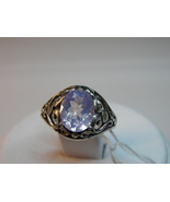 SALE New Sterling Silver Ring size 7.5 Vintage ... - $22.00