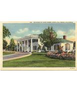 Bing Crosby Residence Hollywood Calif Vintage ... - $5.00