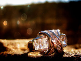 HAUNTED RING GODDESS FORTUNA FOR AMAZING WEALTH  - $64.00