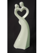 Greenbrier Contemporary White Faceless Porcelai... - $6.00