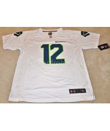 NWT Authentic Seattle SEAHAWKS #12 FAN NFL Nike... - $54.99