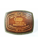 Peabody Coal Team Member Mine Rescue First Aid ... - $21.25
