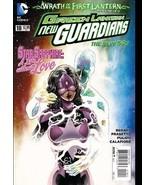 Green Lantern New Guardians #18