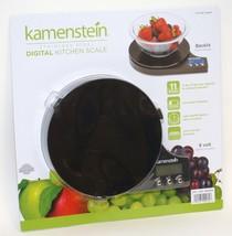 Kamenstein Stainless Steel Digital Kitchen Scale  - $17.99