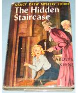 Nancy Drew #2 Hidden Staircase Orig Text DJ - $9.99