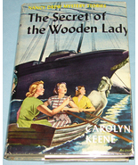 Nancy Drew #27 Secret Wooden Lady Orig Text DJ - $11.99