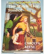 Nancy Drew #33 Witch Tree Symbol Orig Text DJ - $9.99