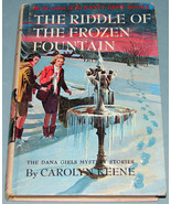 Dana Girls #26 Riddle of the Frozen Fountain 19... - $9.99
