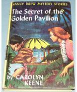 Nancy Drew #36 Secret of Golden Pavilion 1959 PC - $6.99