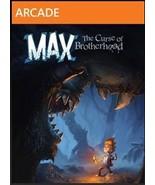Max: The Curse of Brotherhood xbox 360 game Ful... - $2.88